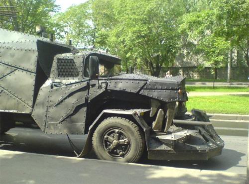 фото отечественных автомобилей тюнинг