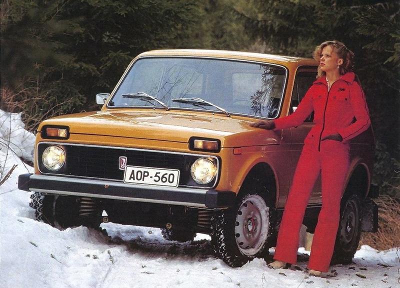 Реклама советских авто 20 фото